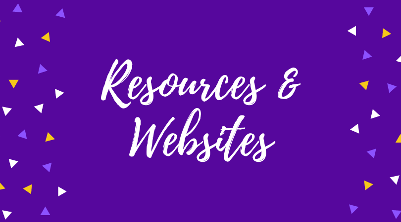 Resources & Websites